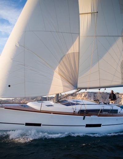 DUFOUR YACHTS - DUFOUR 410 NEW MODEL
